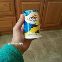 Yoplait® Boston Cream Pie Light Yogurt with Chocolate Flavored Crumbles uploaded by Dianna M.