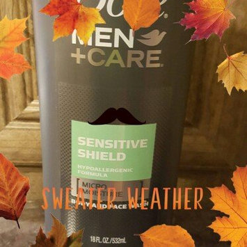 Photo of Dove Men+Care Sensitive Shield Body And Face Wash uploaded by Machelle H.