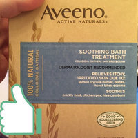 Aveeno Soothing Bath Treatment uploaded by Whitney A.