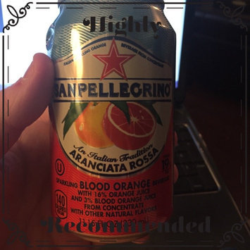 San Pellegrino® Aranciata Rossa Sparkling Blood Orange Beverage uploaded by John M.