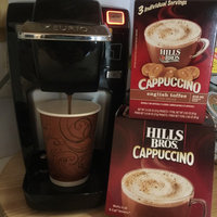 Hills Bros. Cappuccino Single Serve Cups, Double Mocha uploaded by Rosemarie B.