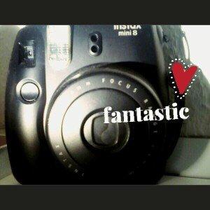 Photo of Fujifilm Instax Mini 8 Camera - Black - Instant Film - Black uploaded by Irina O.