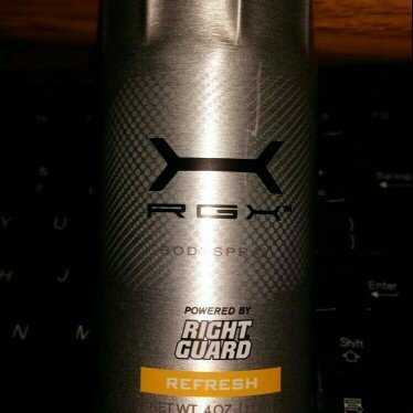Right Guard RGX Bodyspray, Refresh uploaded by Leslie R.