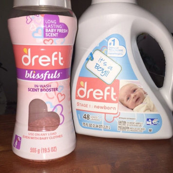 Photo of Dreft Blissful In-Wash Scent Booster: 19.5 oz uploaded by Ang T.