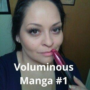 L'Oréal Paris Voluminous Miss Manga Mascara Blackest Black uploaded by Valentina V.