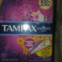 Tampax Tampons with Radiant Plastic Applicators uploaded by Melissa R.