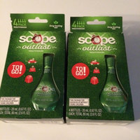 Scope Outlast Mouthwash To Go Long Lasting Mint Flavor Mouthwash 4 ct Pack uploaded by Angela G.
