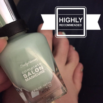 Photo of Sally Hansen® Complete Salon Manicure™ Nail Polish uploaded by Danielle P.