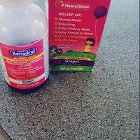 Benadryl-D Children's Allergy & Sinus Grape Flavored Liquid uploaded by ivonne S.