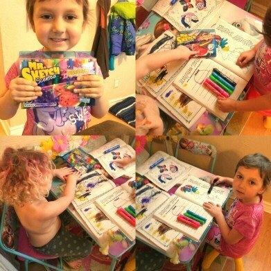 Mr. Sketch Scented Washable Markers uploaded by April H.