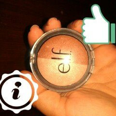 e.l.f. Essential Duo Eye Shadow Cream uploaded by Lusianys M.