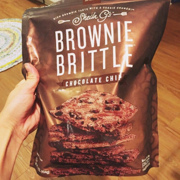 Photo of Sheila G's Brownie Brittle Chocolate Chip uploaded by Svetlana G.