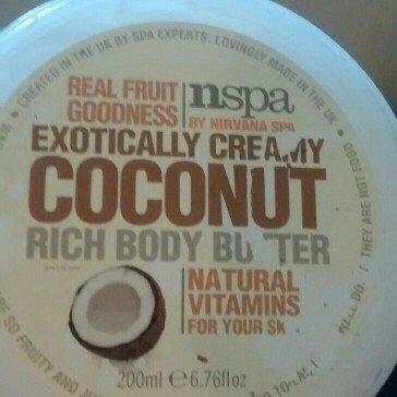 NSPA Fresh Sweet Raspberry Rich Body Butter, 6.76 fl oz uploaded by Amy M.