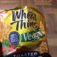 Nabisco Wheat Thins Garden Valley Veggie Toasted Chips uploaded by Chika E.