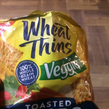 Nabisco Toasted Chips Toasted Veggie Wheat Thins 1.75 Oz Bag uploaded by Chika E.