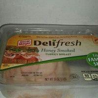 Oscar Mayer Deli Fresh Honey Smoked Turkey Breast uploaded by johanna f.