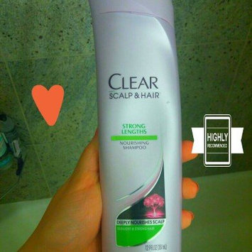 Photo of Clear Scalp Therapy Strong Lengths Nourishing Shampoo uploaded by Breanne S.