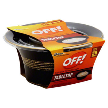 Photo of OFF! Triple Wick Citronella Candle uploaded by Melissa B.