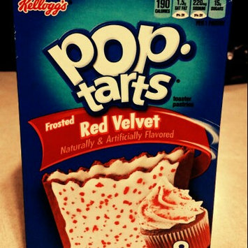 Photo of Kellogg's Pop-Tarts Frosted Red Velvet Toaster Pastries uploaded by Rebecca S.