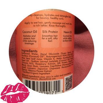SheaMoisture Coconut & Hibiscus Curl & Shine Shampoo uploaded by Briana M.