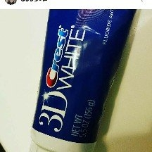 Crest 3D White Whitening Toothpaste Radiant Mint uploaded by Abby S.