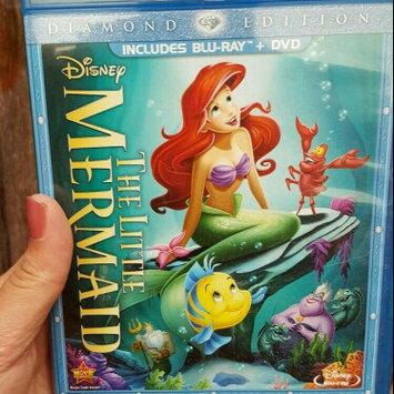 The Little Mermaid (Diamond Edition) (Blu-ray + DVD) (Anamorphic Widescreen) uploaded by Caurel R.