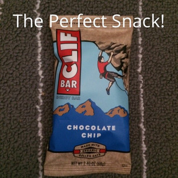 Photo of Clif Bar Chocolate Chip Energy Bar uploaded by Michele M.