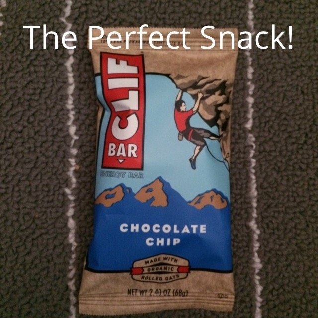 Clif Bar Chocolate Chip Energy Bar uploaded by Michele M.