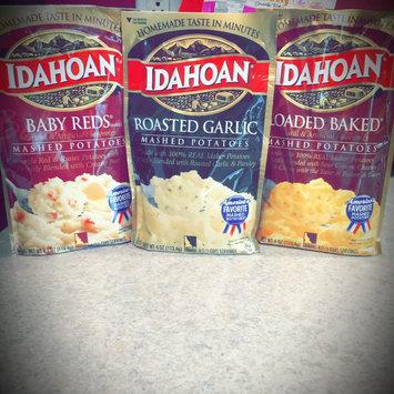 Photo of Idahoan Roasted Garlic Mashed Potatoes uploaded by Nichole L.