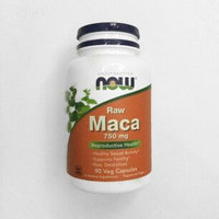 NOW Foods Maca 750 mg VCaps uploaded by NATTRACTIVE R.