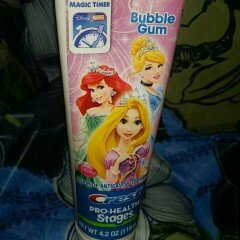 Crest Pro-Health Stages Disney Princess Kid's Toothpaste 4.2 Oz uploaded by johanna f.