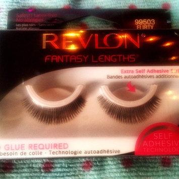 Photo of Revlon Fantasy Lengths Maximum Wear Self Adhesive Eyelashes uploaded by Mandy M.