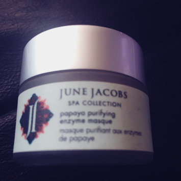 Photo of June Jacobs Spa Collection Papaya Purifying Enzyme Masque uploaded by Heather H.