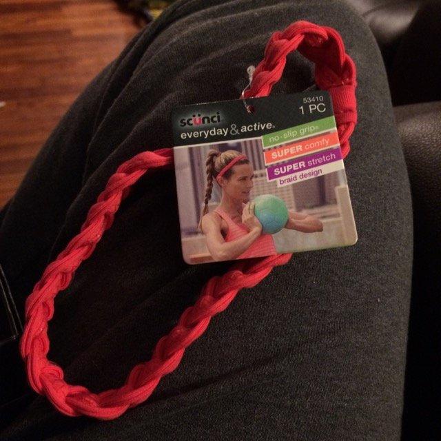 Scunci Headwraps with No-Slip Grip
