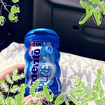 Mentos Pure Fresh Gum Fresh Mint uploaded by Mayra Z.