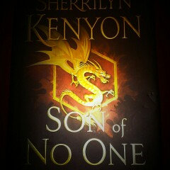 Photo of Son of No One by Sherrilyn Kenyon (Hardcover) uploaded by April H.