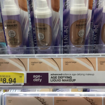COVERGIRL Advanced Radiance Age-Defying Liquid Makeup uploaded by Debbie W.