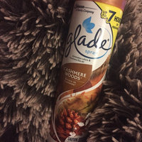 Glade Cashmere Woods Room Spray uploaded by Jessi F.