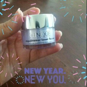 Photo of Clinique Repairwear Laser Focus™ Wrinkle Correcting Eye Cream uploaded by juany faselis P.
