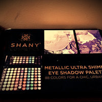 Shany Cosmetics SHANY Eyeshadow Palette, Ultra Shimmer, Studio Colors for Smokey Eyes, 13-Ounce uploaded by Marykate  L.