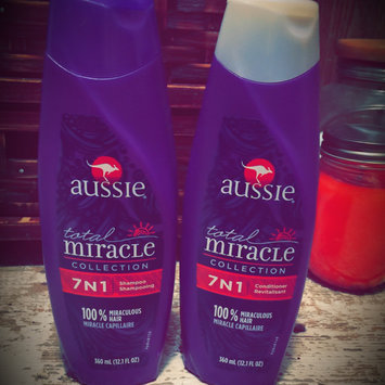 Aussie Total Miracle Collection 7 N 1 Shampoo uploaded by Heather B.