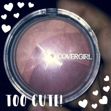 Photo of COVERGIRL Clean Glow Blush uploaded by ShawnandKayla R.