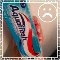 Aquafresh Triple Protection Maximum Strength Sensitive + Gentle Whitening Toothpaste uploaded by johanna f.