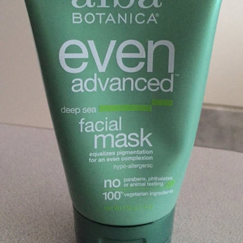 Alba Botanica Even Advanced™ Deep Sea Facial Mask uploaded by alicia m.