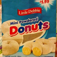 Little Debbie Mini Powdered Donuts uploaded by Amaris G.