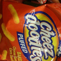Wise® Cheez Doodles® Puffed Baked Cheese Flavored Corn Snacks uploaded by member-a8bc84329
