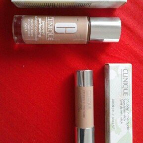 Photo of Clinique Chubby In The Nude™ Foundation Stick uploaded by Marcella N.