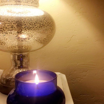 Photo of Aspen Bay Capri Blue Jar Candle - Paris uploaded by Catie C.