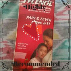 Photo of Tylenol Children's Pain Reliever uploaded by Karina C.