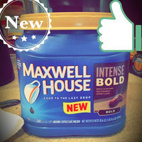Maxwell House Intense Bold Ground Coffee uploaded by Melissa M.